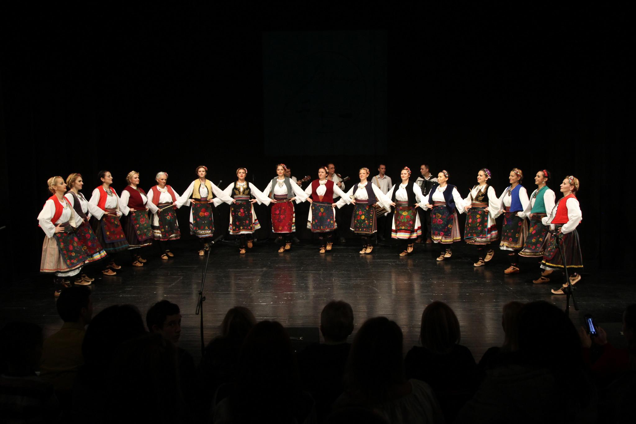 KUD Nera Novi Sad rekreativni folklorni sastav Festival Ravnica 2017 igre iz Nisa