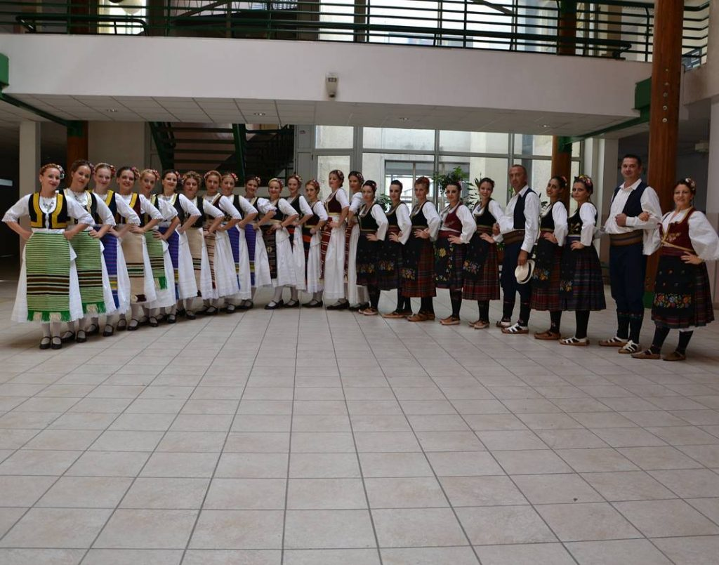 KUD Nera Novi Sad folklor