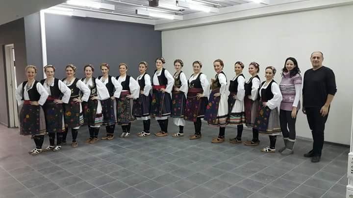 KUD _Nera_ mame na mainom bazaru-KUD Nera Novi Sad folklor