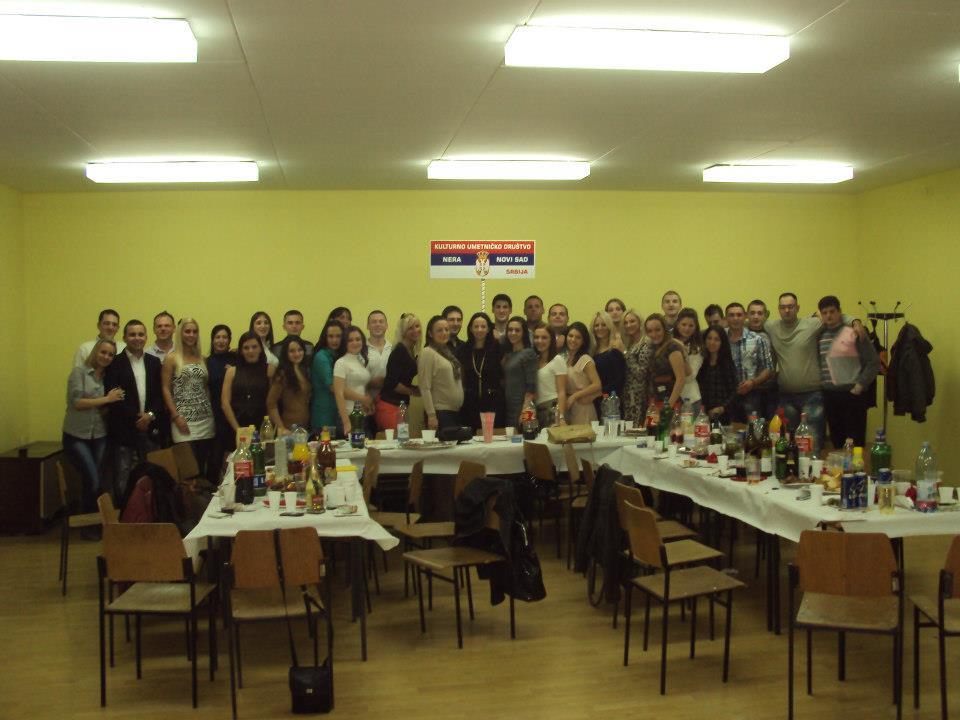 KUD _Nera_ pocetak kuda-KUD Nera Novi Sad folklor