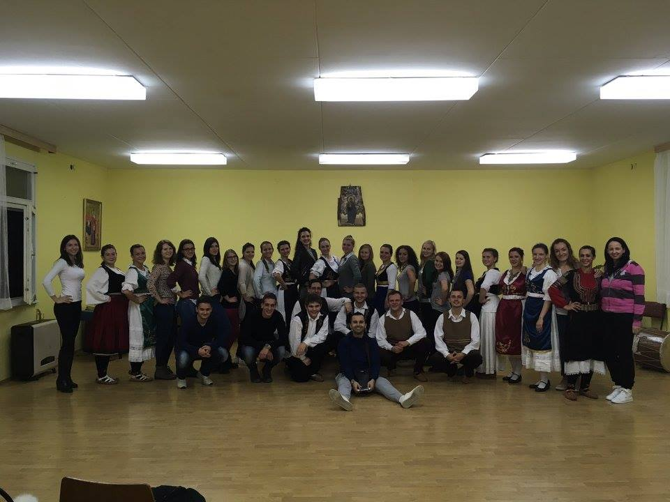 KUD _Nera_ poseta studenata iz ceske12016-KUD Nera Novi Sad folklor