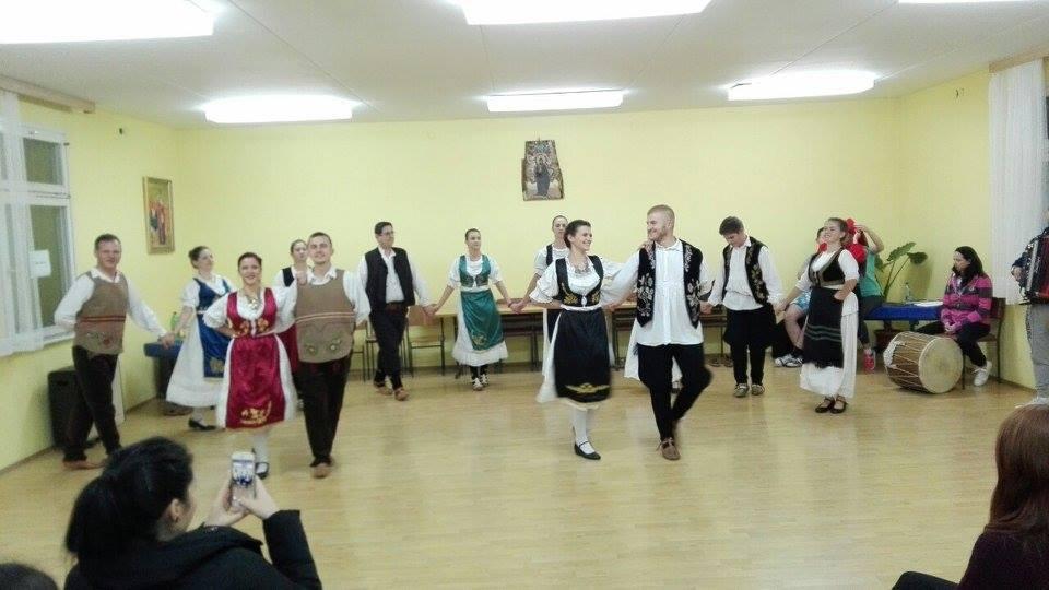 KUD _Nera_ poseta studenata iz ceske2016-KUD Nera Novi Sad folklor