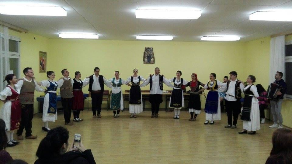 KUD _Nera_ poseta studenata iz ceske62016KUD Nera Novi Sad folklor