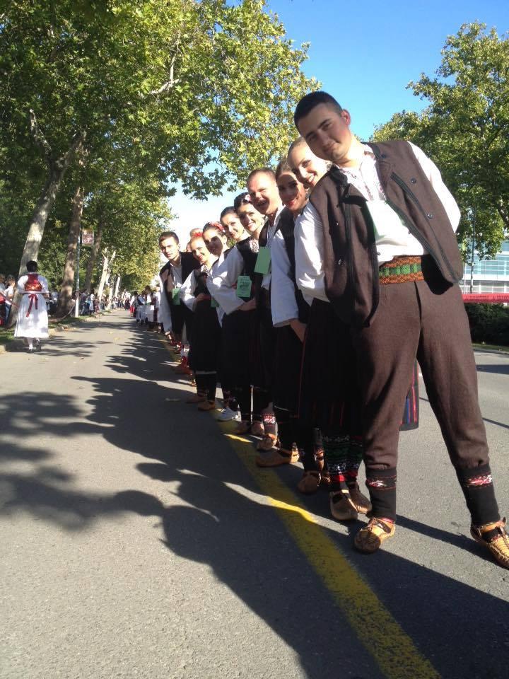 Ginis 2015-KUD Nera Novi Sad folklor